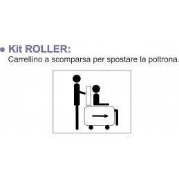 KIT ROLLER, carrello per...